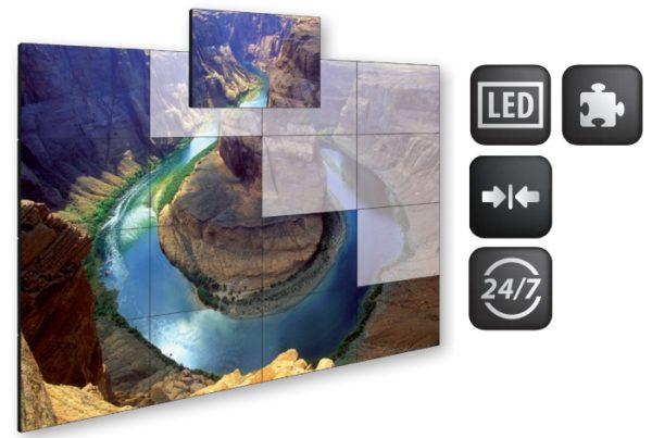 eyevis EYE-LCD-4900-XSN-FX