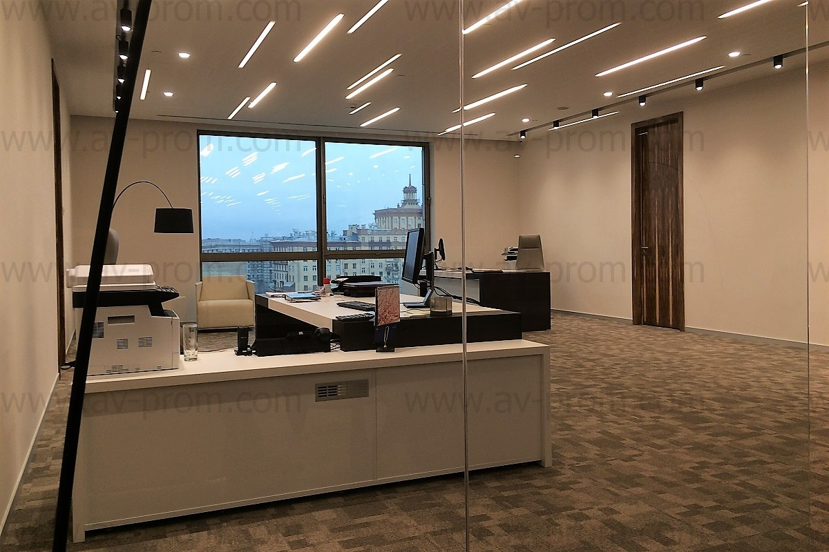 "BUSINESS CENTER ""CENTRAL CITY TOWER"" - Audio-video complex"