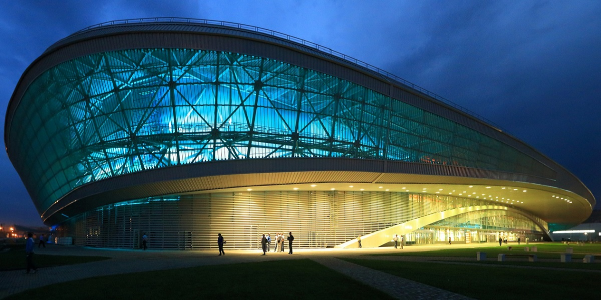 "CENTRAL SOCHI STADIUM HALL ""PARUS"""