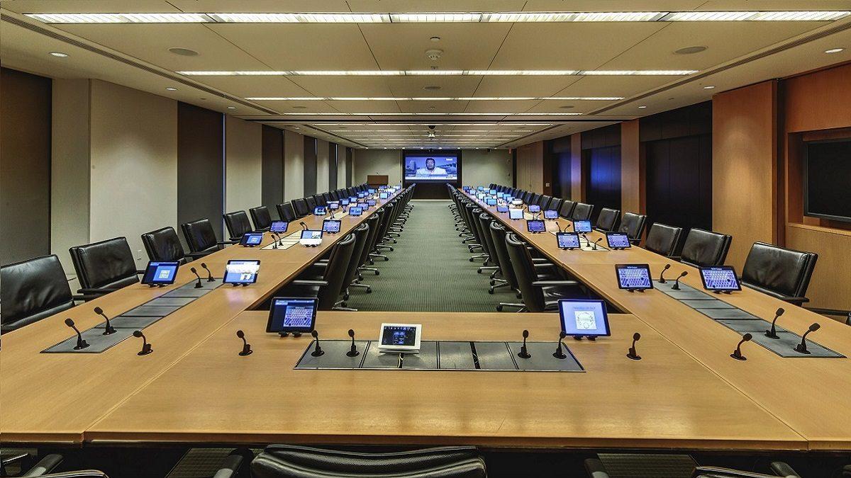 Conference Halls upgrade AV PROM