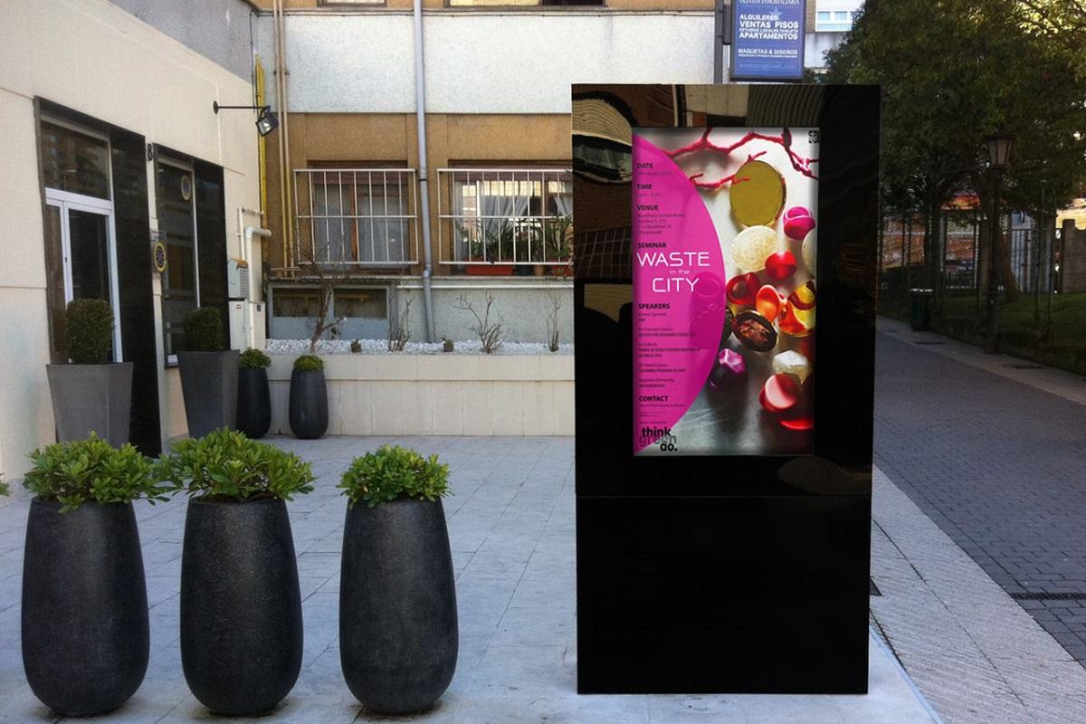 Digital Signage solutions by AV PROM