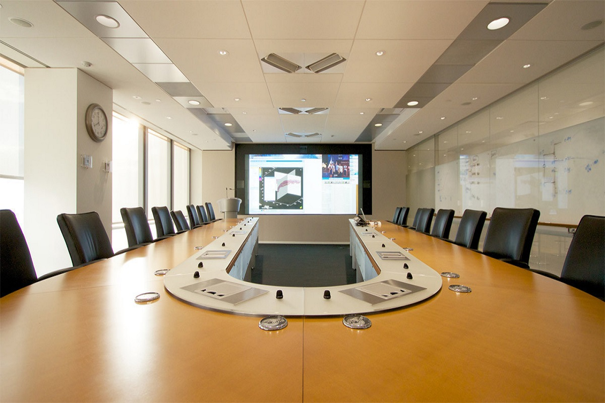 conference-halls solutions by AV PROM