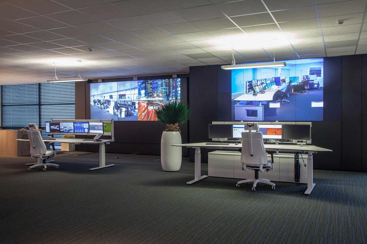 conrtrol room solutions by AV PROM