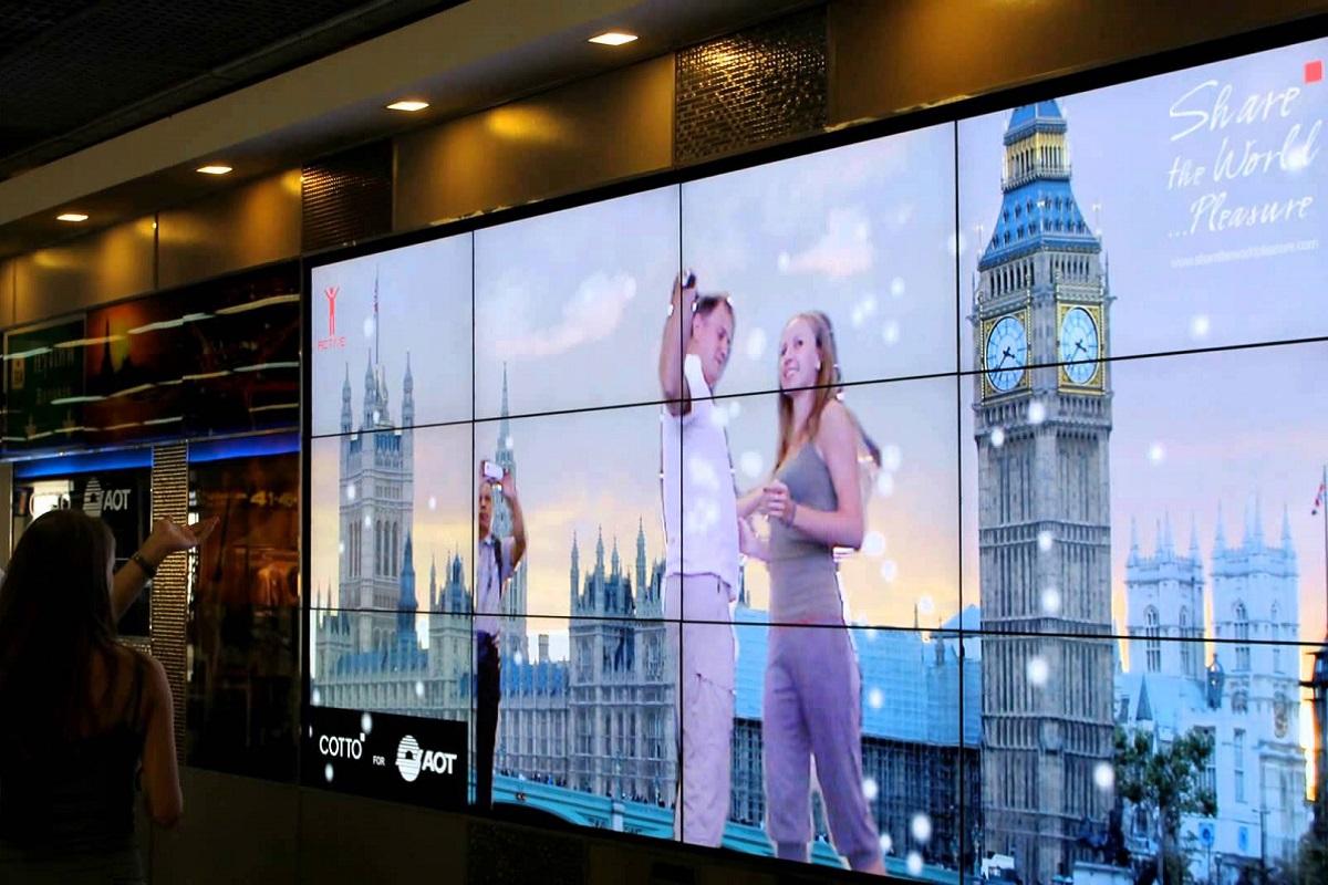 videowalls solutions by AV PROM